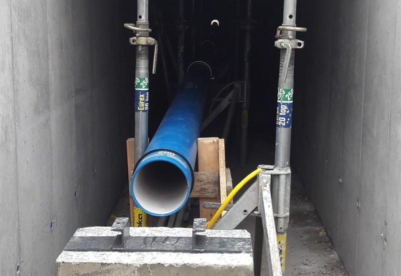 D4R7 Prekládka vodovodu DN 200 v Križovatke Rovinka - D4R7-22